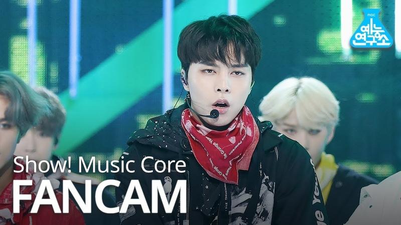 [예능연구소 직캠] NCT 127 - Superhuman (JOHNNY), 엔시티 127 - Superhuman (쟈니) @Show Music core 20190525