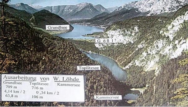 ТОПЛИЦ: ТАЙНЫ «СВАЛКИ ДЬЯВОЛА». Часть 1 Вблизи Бад-Аусзее, в 60 километрах к юго-востоку от Зальцбурга, в австрийских Мертвых горах, окруженная отвесными скалами, поросшими буроватыми соснами,