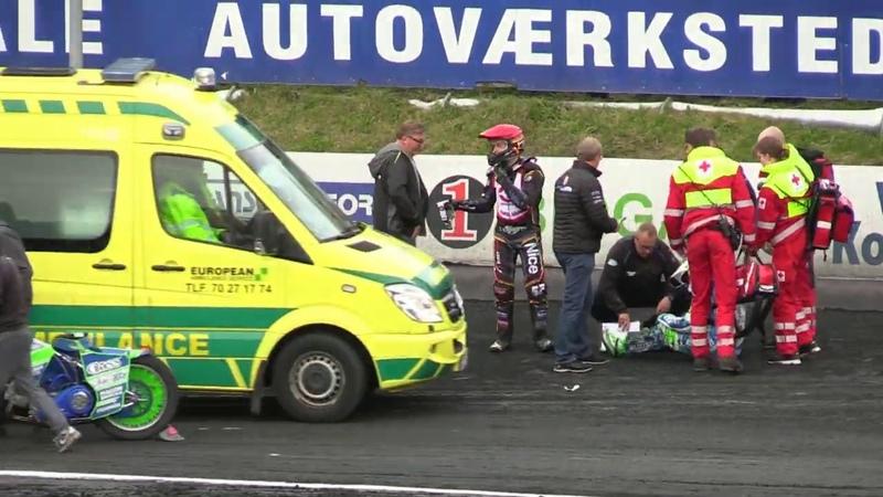 *Varde Motor Arena* Metal Speedway Leaque GSK Liga vs Region Varde Elitesport 31 05 19 RVE 1