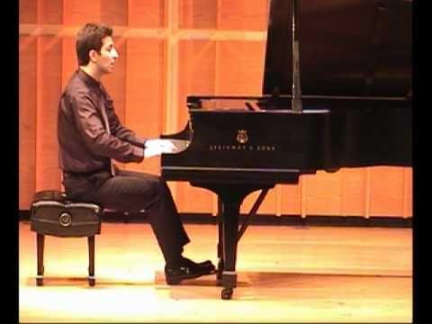 E. Baghdasarian, Prelude in D-Minor | Raffi Besalyan, piano