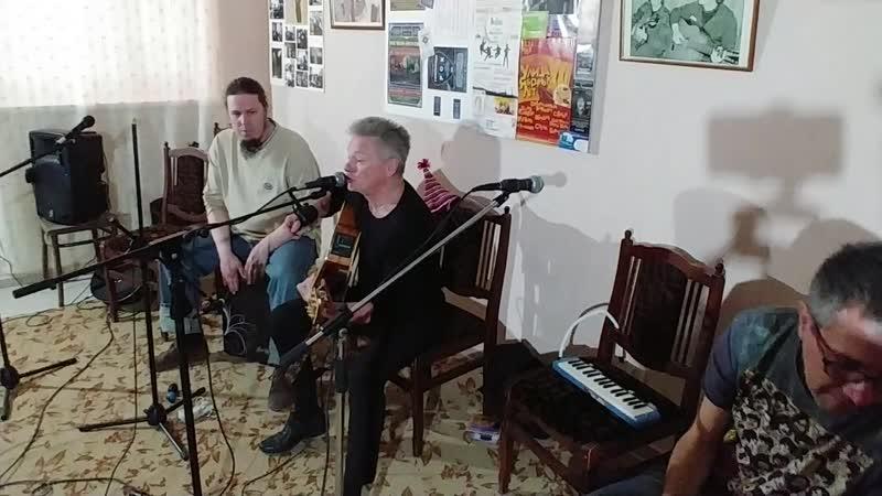 Сергей Рыженко с авторской программой. 17 05