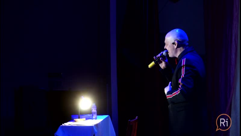 Концерт Антона Новикова в Ревде. 19 мая 2019