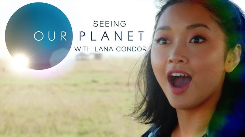Lana Condor's African Safari Video Diary   Our Planet   Netflix