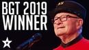 Britain's Got Talent 2019 WINNER COLIN THACKERY Auditions Performances   Got Talent Global