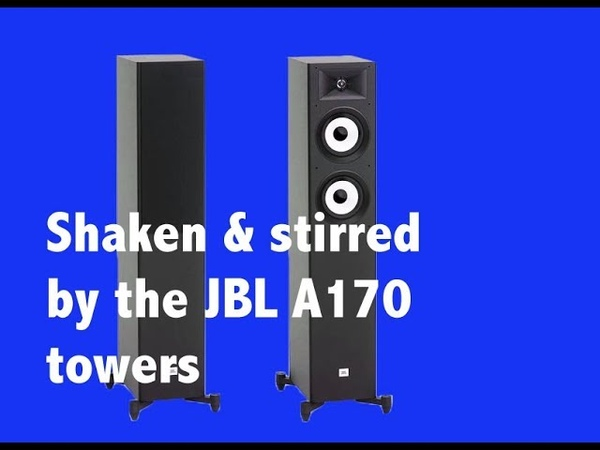 Review: JBL's mighty $500/pair tower wows the Audiophiliac
