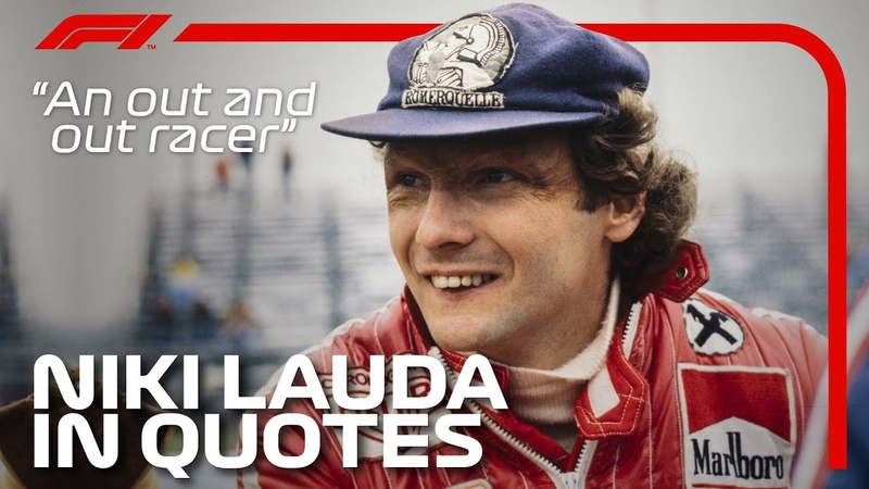 An Out-And-Out Racer - Niki Lauda Remembered