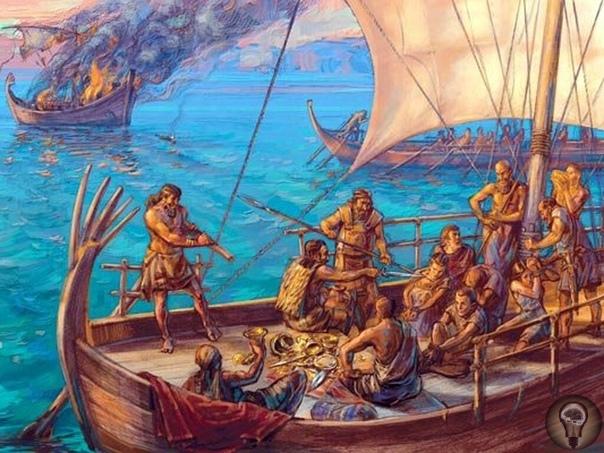 Пираты античности и как их победили римляне под руководством Помпея Великого Колыбелью его была Киликия (в древности юго-восточная область Малой Азии, то бишь современная Турция). По началу