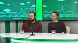 Гости на Радио 2. Анна Шкаева и Руслан Козырев, творческая мастерская