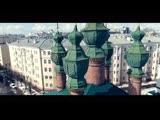 Вознесенско-Благовещенский храм на Волжской набережной в Ярославле.