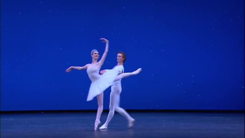 G. Faure - Jewels [Choreography George Balanchine] - Stashkevich Lantratov Krysanova Lopatin, Chudin Smirnova BT