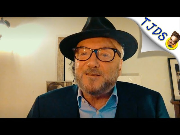 George Galloway Sacked by War Mongers Smeared as Anti-Semite
