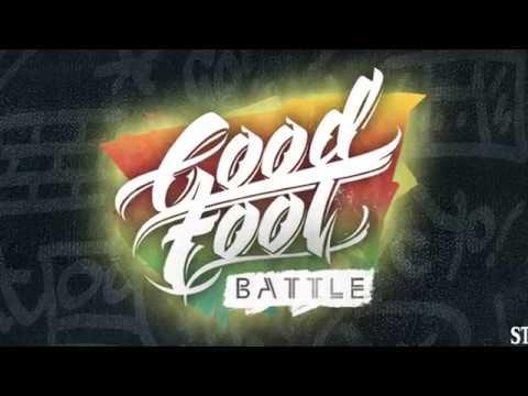 JECHA vs ARS FINAL POPPING GOOD FOOT BATTLE 2019