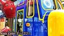 チャギントン ウィルソン、ブルースター電車に乗ってみた。岡山電気3655