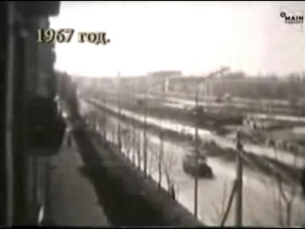 Любительская киносъёмка в Краснодаре, 60-70-е годы