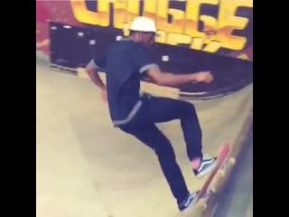 Tyler, the pro skater🏄🏾