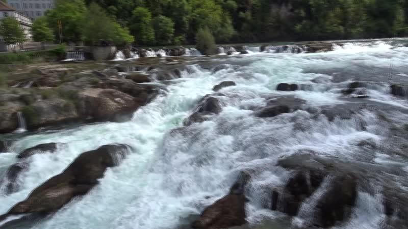 Верховья приличного, спокойного, степенного Рейна