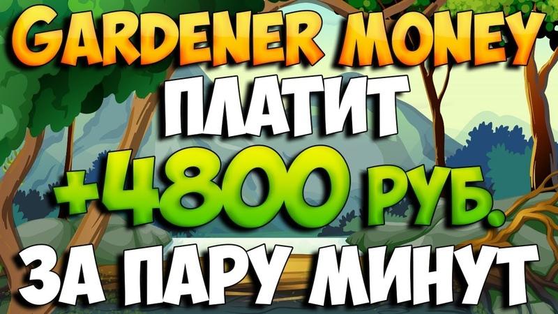 Вывел 4800 рублей за пару минут с интернета! Заработок на пассиве