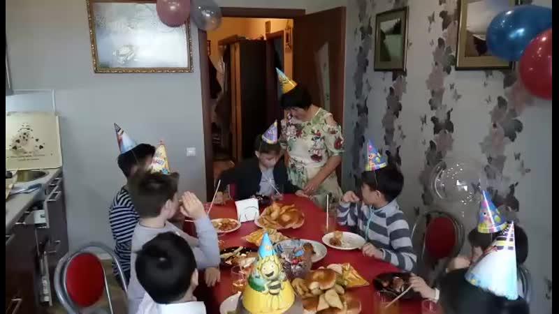 День рождения царя