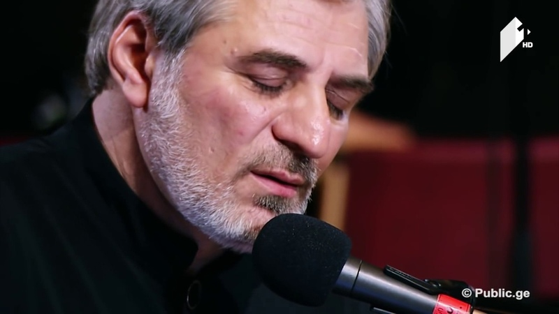Vakhtang Kakhidze (ვახტანგ კახიძე) Ensemble Rustavi (რუსთავი) - Mova maisi (მოვა მაი4