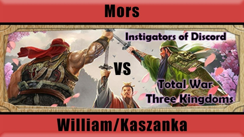 Instigators of Discord Mors vs WilliamKaszanka Group Stage