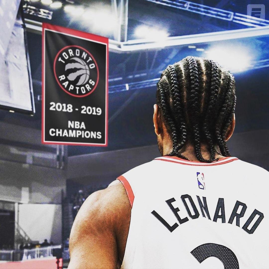 Кавай Ленард – о «Торонто»: «Они смогут дальше развиваться, отталкиваясь от этой победы»