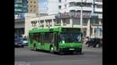 Автобус Минска МАЗ-103,гос.№ АА 4368-7, марш.46 (15.05.2019)