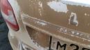Лада гранта FL тест по сельской дороге после установки уплотнителей дверей