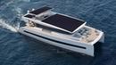Самый большой катамаран на солнечных батареях уже в продаже.⚓️Biggest solar powered