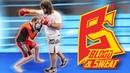 Нырок со смещением Смена угла атаки Техника бокса Эльмара Гусейнова