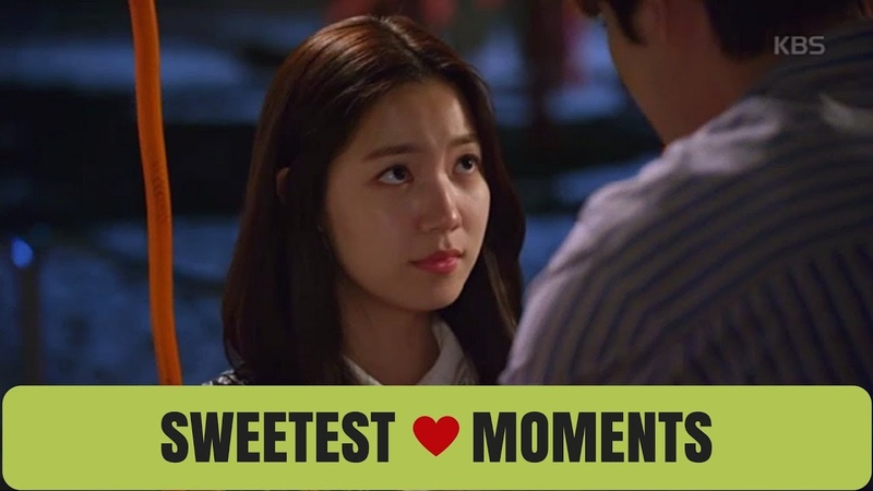 AHN HYO SEOP RYU HWA YOUNG - MY FATHER IS STRANGE SWEETEST MOMENTS PART 1