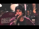 Green Day Billie Joe freaks out at the I Heart Radio Music Festival and smashes guitar
