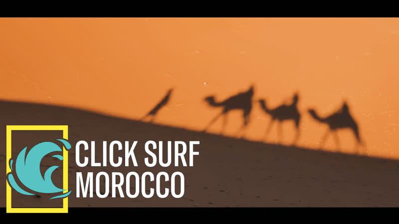 CLICK SURF MAROC