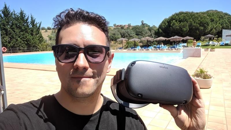 Oculus Quest Countdown - 8 Days Left! I Got It Already - Should You Buy It? Quest Review Pt 1