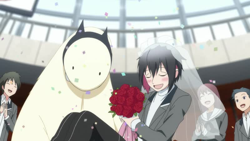 06 EP Невеста нелюдя Jingai san no Yome Nocn