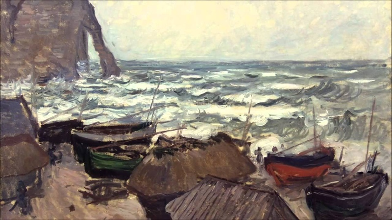 DEBUSSY La Mer (I, II, III) Paul PARAY Detroit Symphony (1955 stereo)