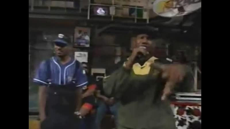Krs One Live 1991