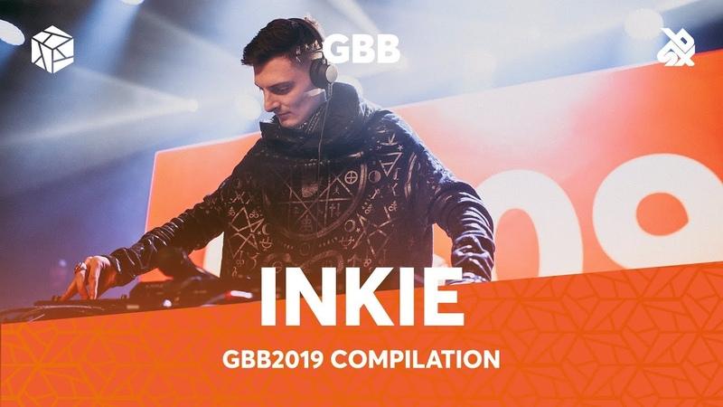 INKIE   Grand Beatbox Battle Loopstation 2019 Compilation