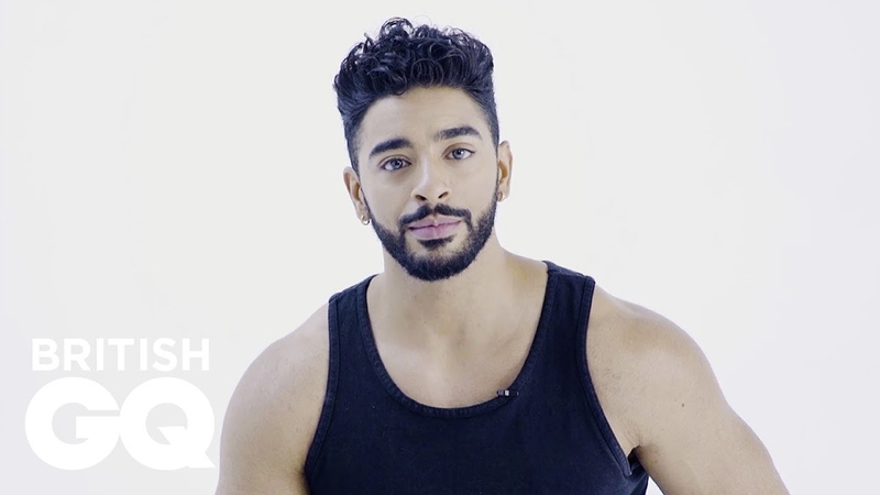 Laith Ashley on transitioning and life as a model British GQ