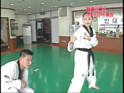 ●韓国 女性ボディーガード