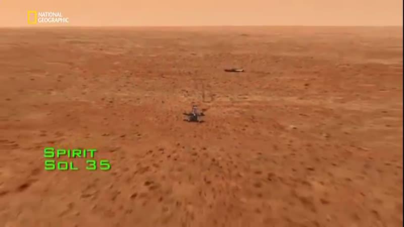 Экспедиция на Марс [National Geographic]