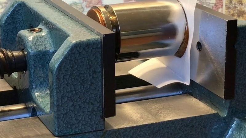 Rosin Press Slug.33 Deuce 2 grams of Pennywise !