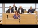 Lydia Funke (AfD). DIE GRÜNEN vernichten mit ihrer Politik Hektarweise Waldflächen