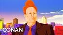 Conan's Spider-Man: Into The Spider-Verse Cold Open - CONAN on TBS