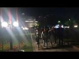 9 мая День Победы! Вечерний концерт ансамбля Голубые береты ( Россия), Праздничный салют!