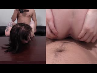 [backroomcastingcouch] sylvia(anal, brunette, creampie, rimjob, tattoo,casting,young,hardcore0