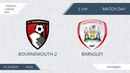 AFL19. England. League One. Day 5. Bournemouth-2 - Barnsley
