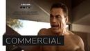 Virgin Media Commercial Jean-Claude Van Damme