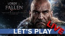 Lords of the Fallen Eurogamer Let's Play LIVE