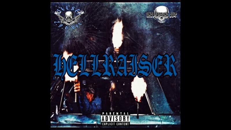 Lord Wicked - Hellraiser (Prod. Homage)
