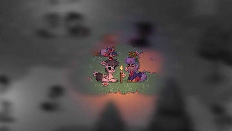 [ СТИХИ ] погрейся со мной у костра - демо (feat Андрей Финагин)